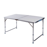 Linder Exclusiv Kempingový stolek PICNIC MC330872 120 x 60 x 54/70 cm