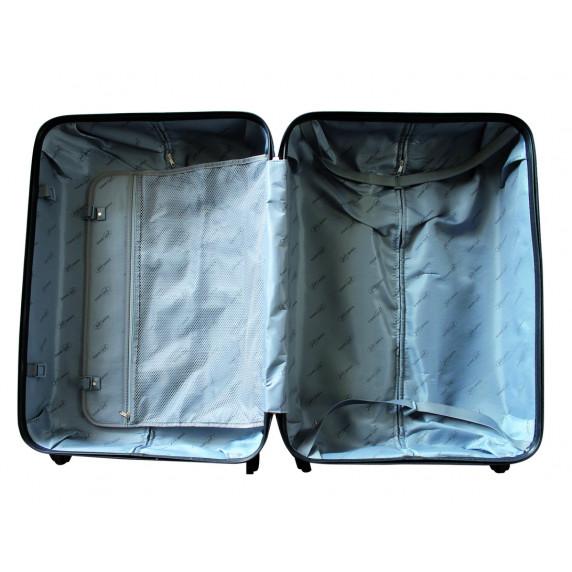 Linder Exclusiv LUXURY MC3000 Cestovní kufry S,M,L - zlaté
