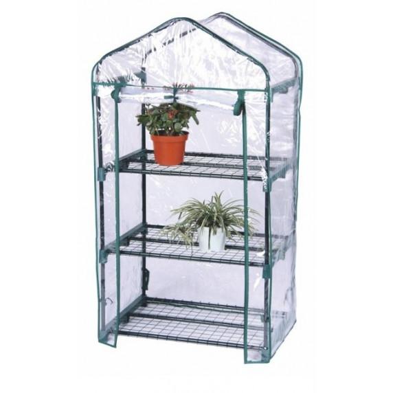 Linder Exclusiv Zahradní fóliovník MC4302-1 104x50x45 cm