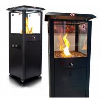 Zahradní, terasový ohřívač 14 kW Maltec World Flame WF-999