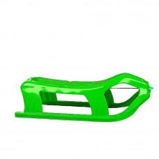Inlea4Fun dvoumístné sáňky SNOW zelené Preview