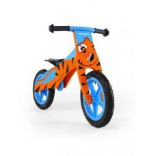 Dětské dřevěné cykloodrážadlo Milly Mally Duplo Tiger - 12 ' Preview