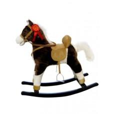 Houpací koník Milly Mally Mustang hnědý Preview