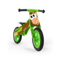 Dětské dřevěné cykloodrážedlo Milly Mally Duplo Opice - 12 '