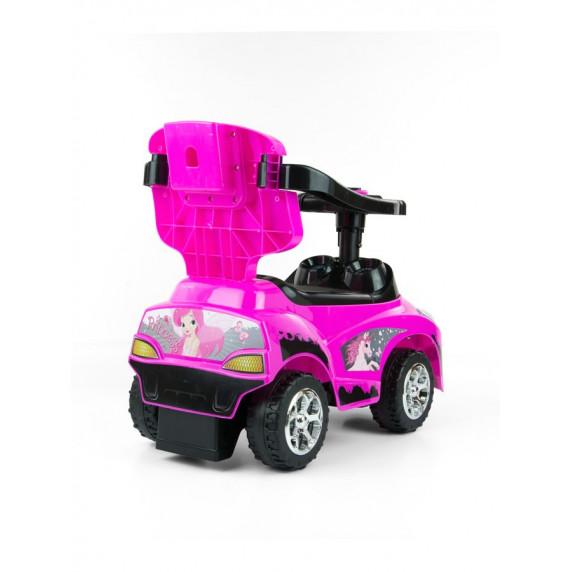 Dětské vozítko 2v1 Milly Mally Happy - pink