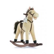 Milly Mally Houpací koník Mustang béžový Preview
