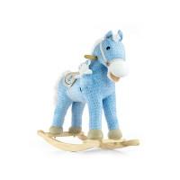 Milly Mally Houpací koník Pony modrý