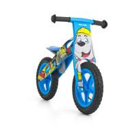 Dětské dřevěné cykloodrážadlo Milly Mally King Bob 12 '