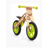 Dětské dřevěné cykloodrážadlo Milly Mally King Boy 12 '