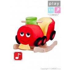 PlayTo Houpací hračka vláček Preview