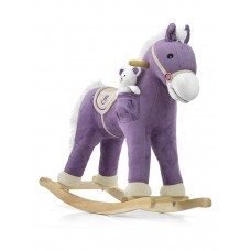 Milly Mally Houpací koník Pony fialový Preview