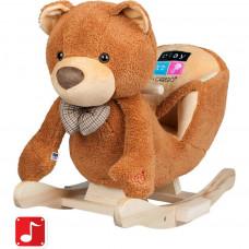 Houpací hračka Playtime medvídek hnědý Preview