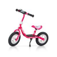 Dětské cykloodrážadlo Milly Mally Dusty 10 '- pink