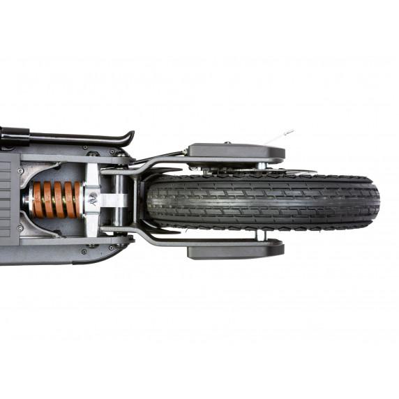 Elektrická koloběžka 350 W Cory Race - černá