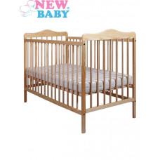 Dětská postýlka New Baby Jacob - přírodní Preview