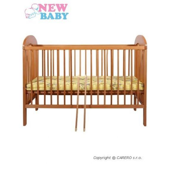 Buková postýlka NEW BABY Natalie - přírodní