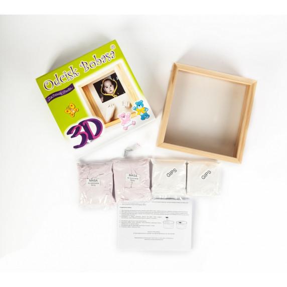 3D fotorámeček s otiskem Inlea4Fun