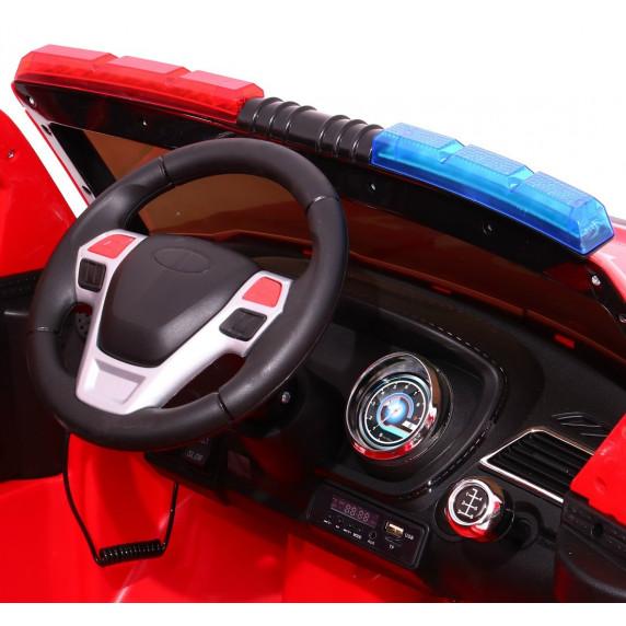 Elektrické autíčko SUV Hasiči
