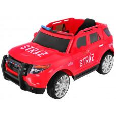 Elektrické autíčko SUV Hasiči Preview