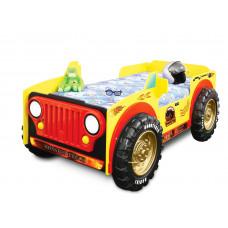 Dětská postýlka Inlea4fun Monster Truck Preview