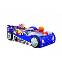Dětská postýlka Monza Inlea4Fun - modrá