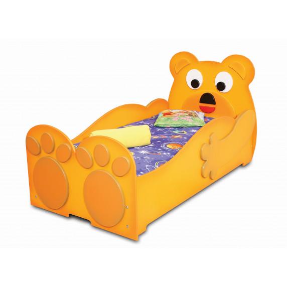 Dětská postýlka Inlea4Fun Medvídek - malá