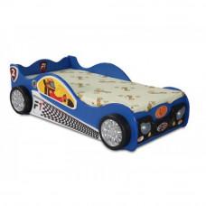 Dětská postýlka Monza Mini Inlea4Fun - modrá Preview