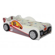 Dětská postýlka Monza Mini Inlea4Fun - bílá Preview