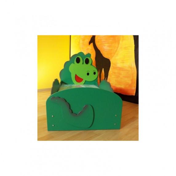 Dětská postýlka Inlea4Fun Dino - velká