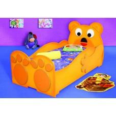 Inlea4Fun- Detská posteľ Medveď  Preview
