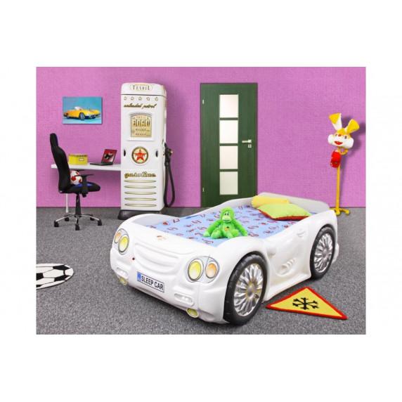 Dětská postýlka Sleepcar Inlea4Fun - bílá