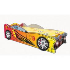 Dětská postýlka Speedy Inlea4Fun - velká červená Preview