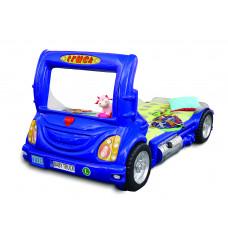 Dětská postýlka Inlea4Fun Truck - modrá Preview