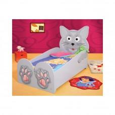 Inlea4Fun Dětská postýlka Kočička - malá Preview