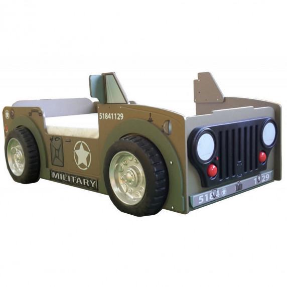 Dětská postýlka Inlea4Fun Jeep