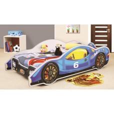 Inlea4Fun dětská postel ve tvaru automobilu Minimax  Preview