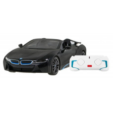 RC sportovní auto BMW I8 Roadster 1:12 Roadster - černé  Preview