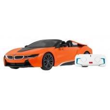 RC sportovní auto BMW I8 Roadster 1:12 Roadster - černé - oranžové Preview