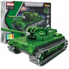 Stavebnice tank na dálkové ovládání 453 ks Inlea4Fun MECHANICAL MASTER Preview