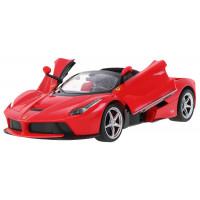 RC sportovní auto Ferrari laferrari Aperta 1:14 - červené