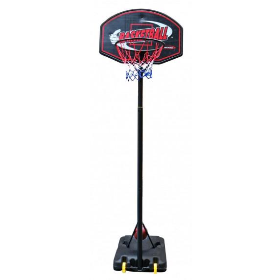 Basketbalový koš Inlea4Fun SPORT WORLD BASKETBALL 255/322 cm