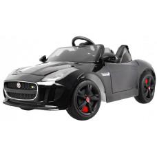 JAGUAR F-type R elektrické autíčko lakované provedení - černé Preview