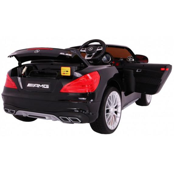 Mercedes-AMG SL65 elektrické autíčko - černé
