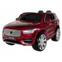 VOLVO XC90 elektrické autíčko lakované provedení - červené