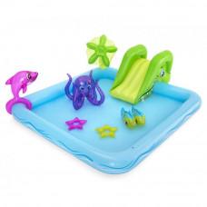 BESTWAY dětský bazén AKVARIUM + příslušenství 53052 Preview