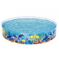 BESTWAY dětský bazén Odyssea 244 x 46 cm 55031