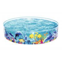 BESTWAY dětský bazén Odyssea 152 x 30 cm 55030