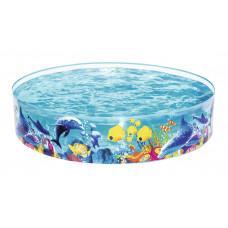 BESTWAY dětský bazén Odyssea 152 x 30 cm 55030 Preview