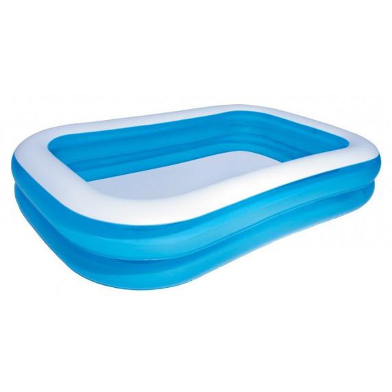 BESTWAY dětský bazén Family velký 262 x 175 x 51 cm 54006