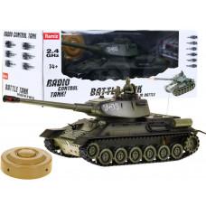 Inlea4Fun RC BATTLE TANK bojový tank T-34 1:28 Preview